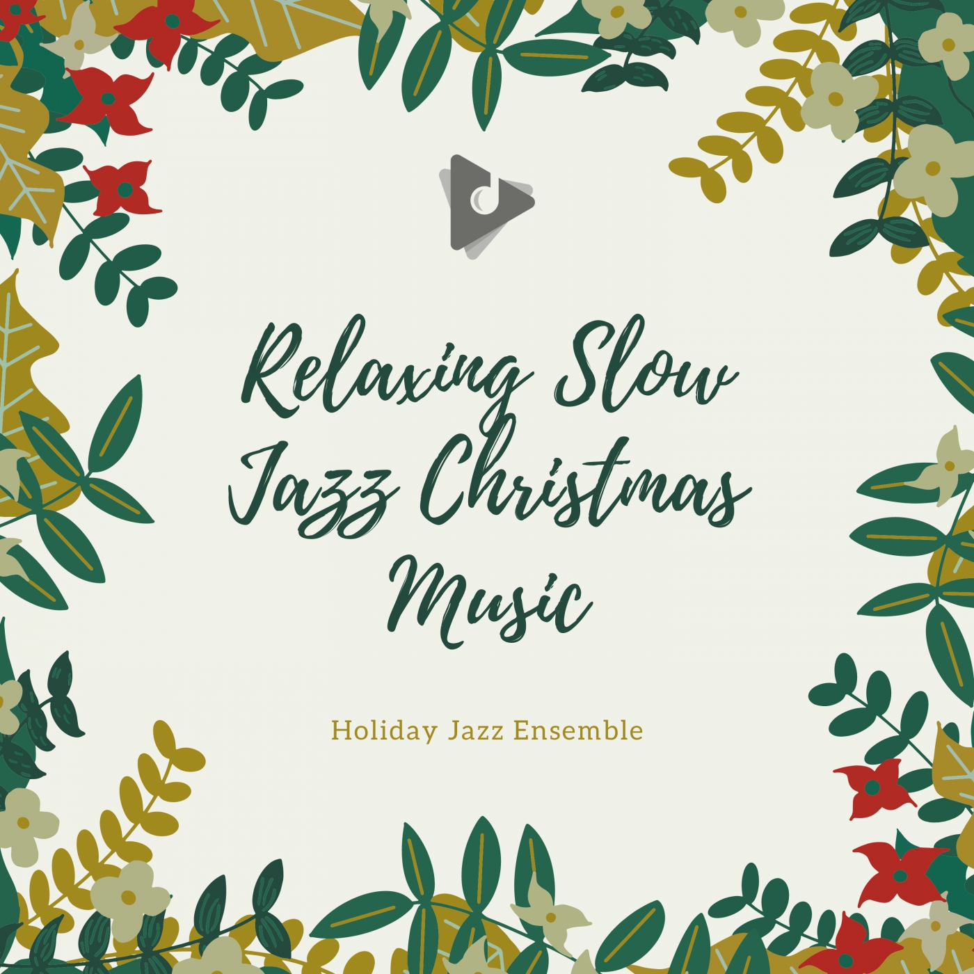 Relaxing Slow Jazz Christmas Music