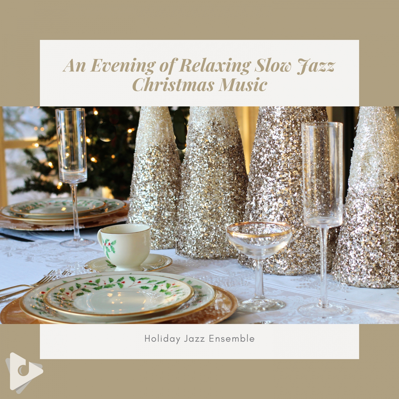 An Evening of Relaxing Slow Jazz Christmas Music