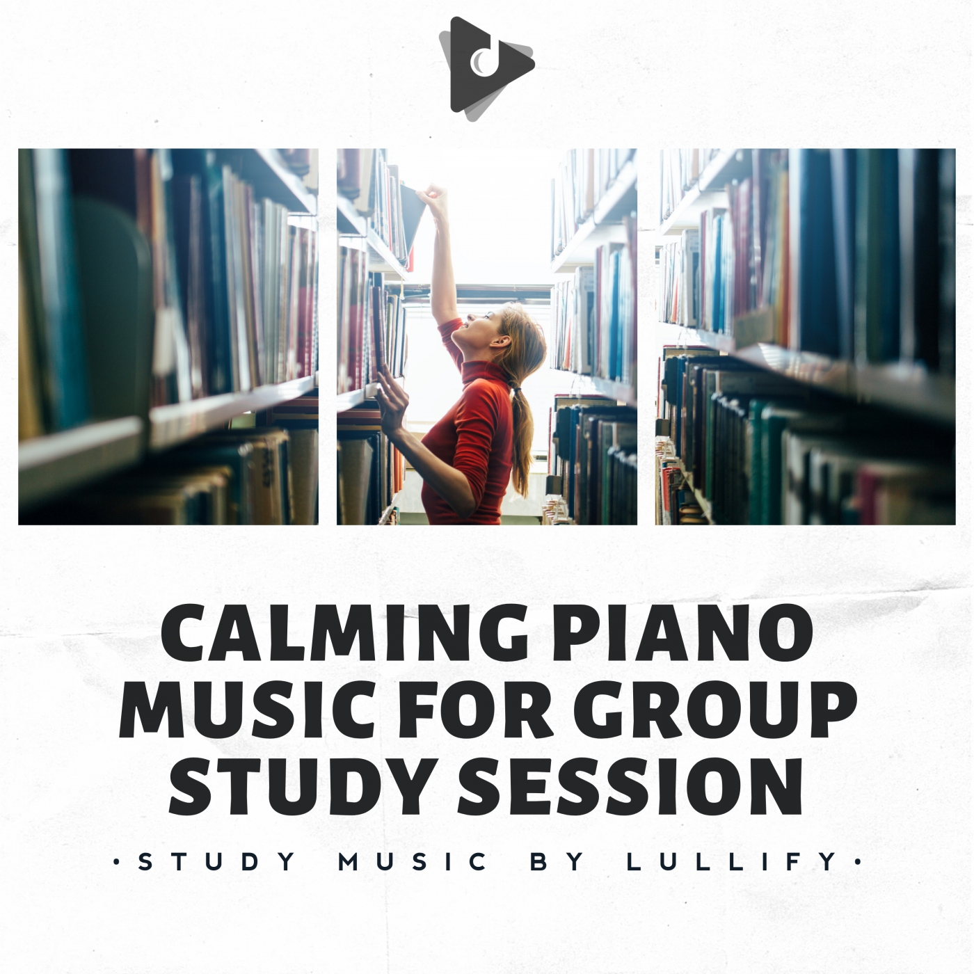 Calming Piano Music for Group Study Session