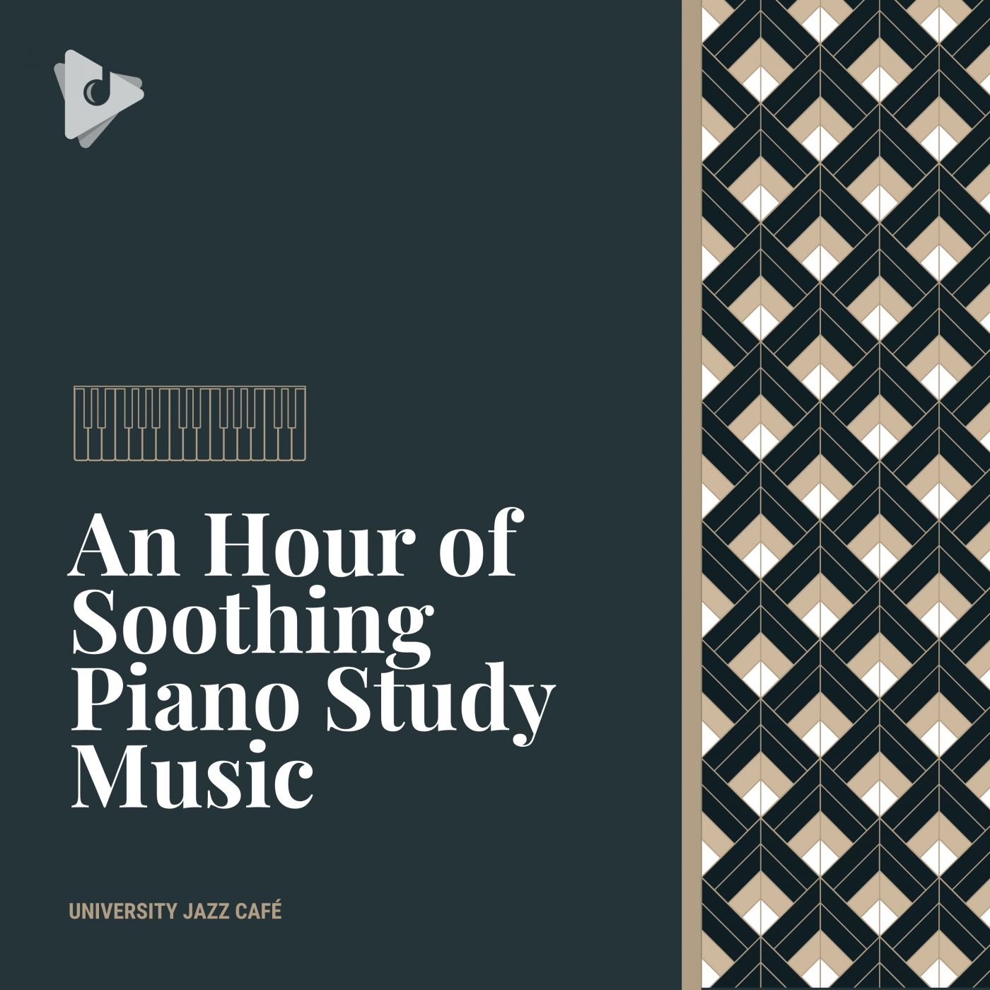 An Hour of Soothing Piano Study Music