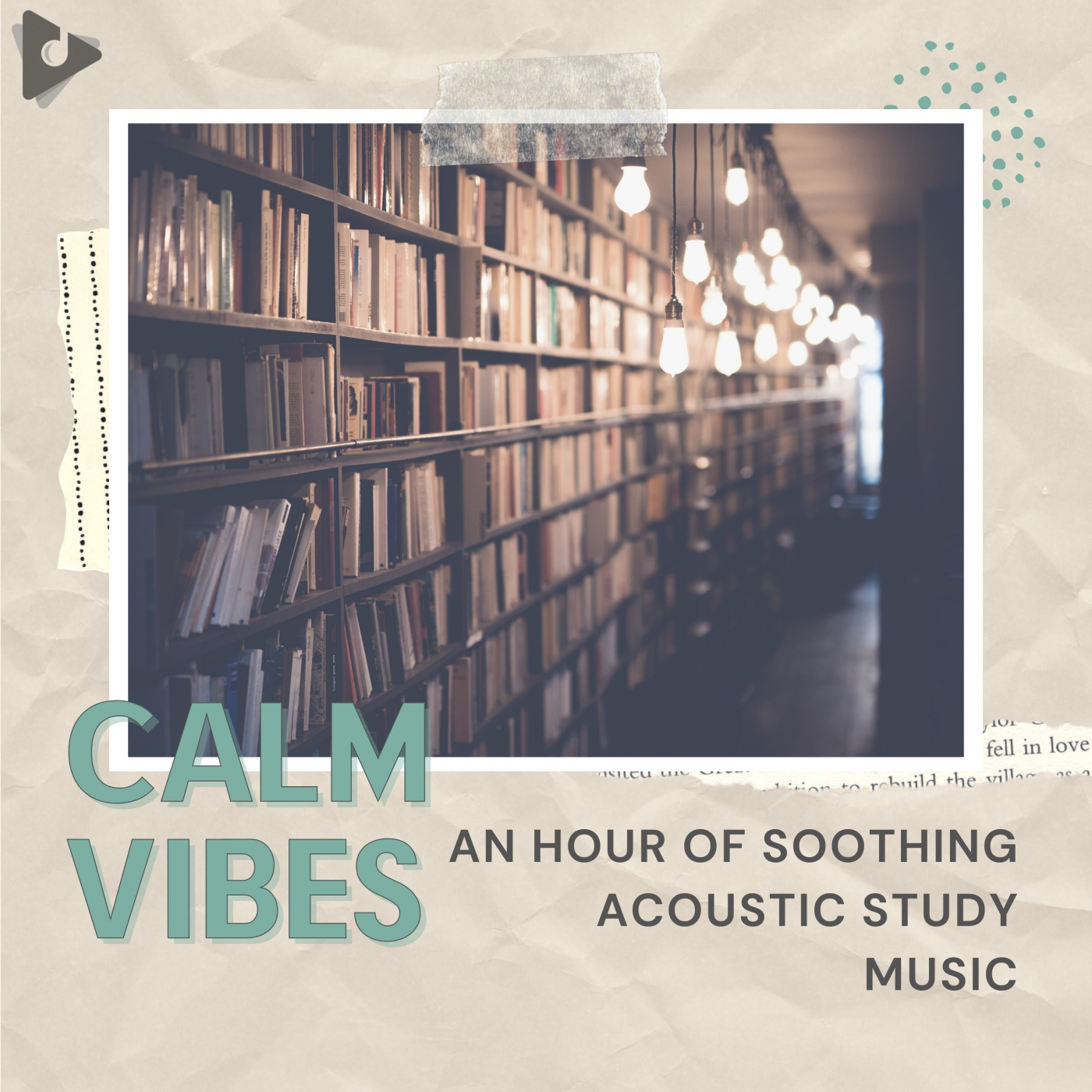 An Hour of Soothing Acoustic Study Music