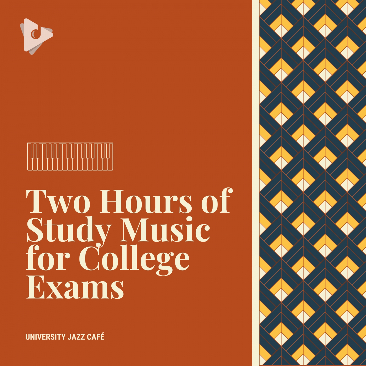 Two Hours of Study Music for College Exams